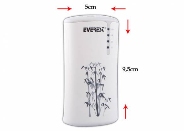 Everest EWN-729P AP + 3G + Power Bank 4000mAH Taşınabilir Kablosuz Router - 3