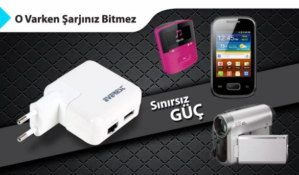 Everest EWN-G3R Usb Şarj Wireless-N 3G/AP Router - 4