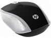 HP 200 Pk Silver Wireless Mouse ( 2HU84AA ) - Thumbnail (1)