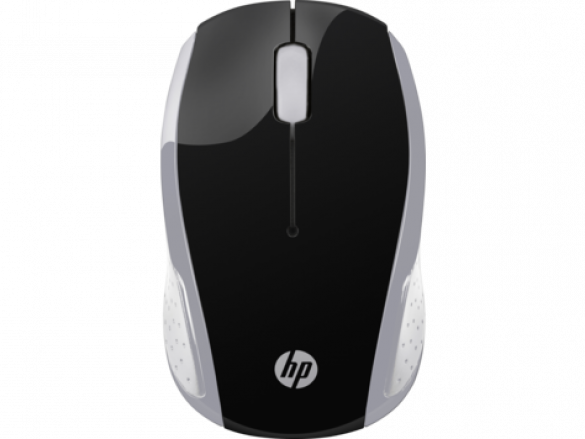 HP 200 Pk Silver Wireless Mouse ( 2HU84AA ) - 1