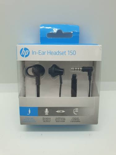 HP IN-EAR HEADSET 150 X7B04AA#ABB - 7