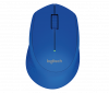 LOGITECH 910-004290 M280 Wireless Mouse Blue - Thumbnail (2)