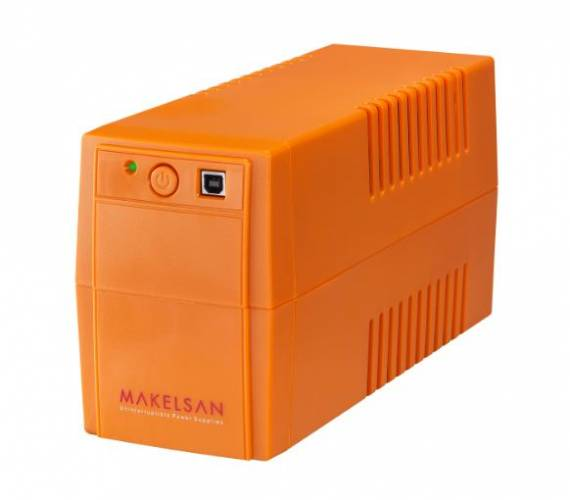 MAKELSAN LION PLUS 650 VA LINE INTERACTIVE - 0