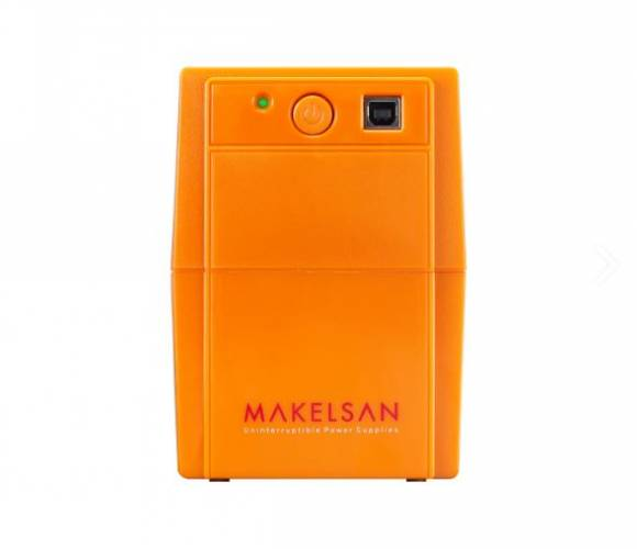 MAKELSAN LION PLUS 650 VA LINE INTERACTIVE - 1