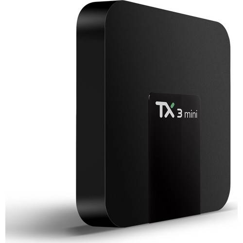 Tanix TX3 Mini Android 7.1 2/16 GB Kodi 17.4 Yüklü Android Tv Box - 2