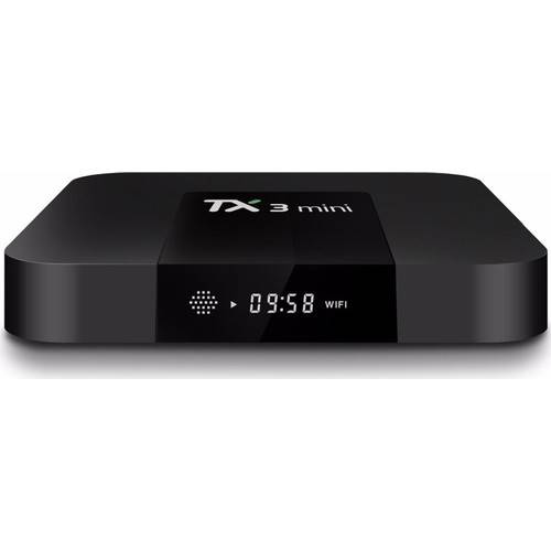 Tanix TX3 Mini Android 7.1 2/16 GB Kodi 17.4 Yüklü Android Tv Box - 3