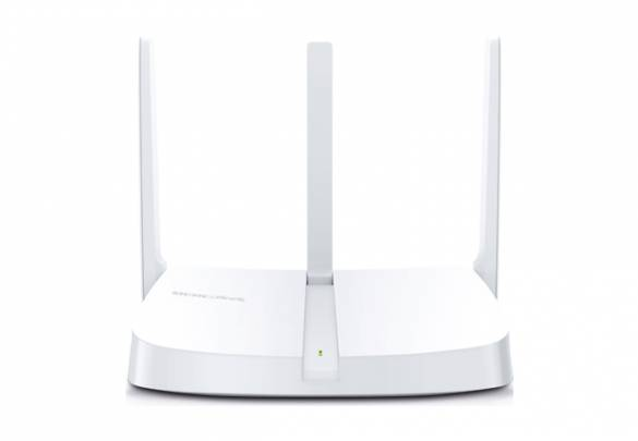 TP-LINK MERCUSYS MW305R 300MBPS WİRELESS N ROUTER - 0