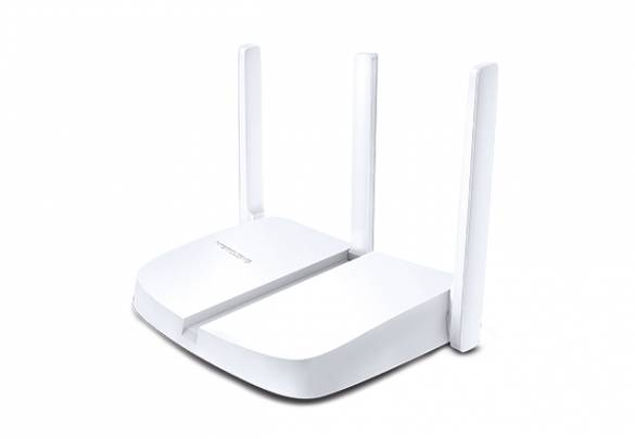 TP-LINK MERCUSYS MW305R 300MBPS WİRELESS N ROUTER - 1