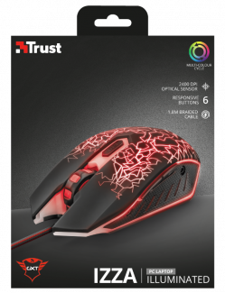 Trust 21683 GXT 105 GAMING Mouse TRU21683