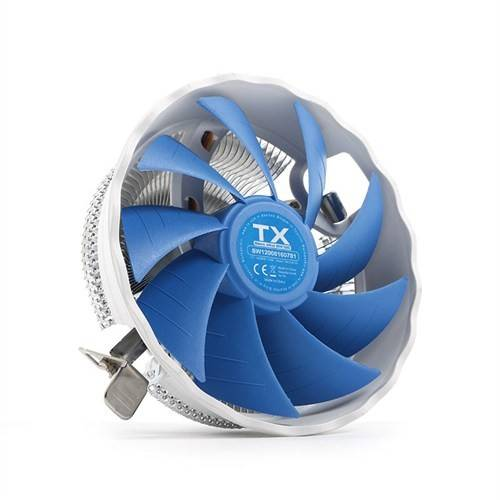 TX SLIENT WIND 120 775/115x AM2/AM2+/AM3/AM3+ CPU COOLER (TXCCSW120) - 7